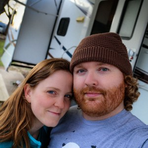 Ardent Camper Marie & Josh hit the road in late 2014, working remotely as a grant/copywriter and web/mobile developer.