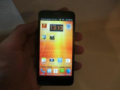 Review smartphone Orange Hiro