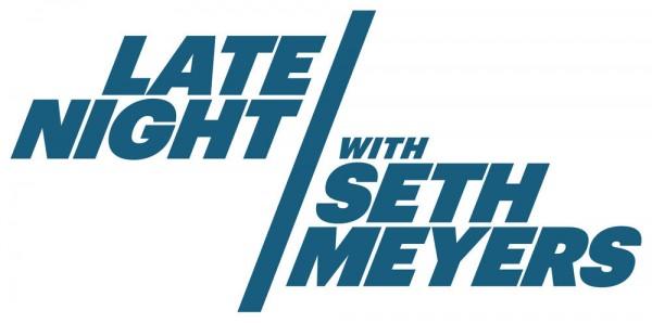 Late Night with Seth Meyers Logo