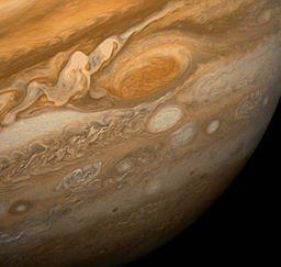 GRS from Voyager 1 By NASA http://photojournal.jpl.nasa.gov/catalog/PIA00014) [Public domain], via Wikimedia Commons