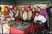 La alta participación y la diversidad de actividades son las principales características de las VII Jornadas Solidarias celebradas en Argamasilla de Calatrava