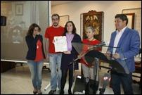 Amigos y familiares recordaron a Domingo Carneros con un recital poético lleno de emoción