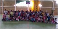 Cerca de 250 niños disfrutarán de un ocio saludable en las Escuelas Deportivas de Argamasilla de Calatrava