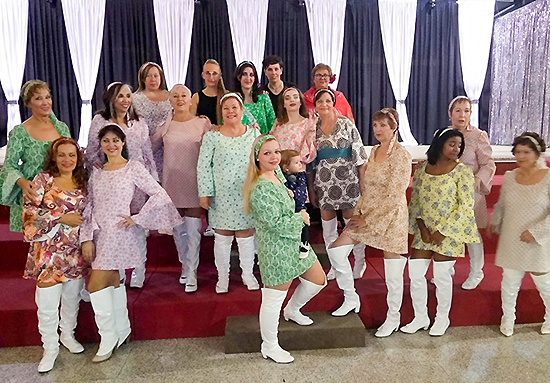 Las Amas de Casa apoyaron al Club Paralímpico de Puertollano en una nueva edición de su Festival Benéfico