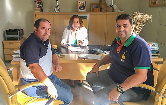 Ayuntamiento y ADS 'Valle de Alcudia' firman los contratos por los que Argamasilla de Calatrava se beneficiará de casi 200.000 euros del LEADER