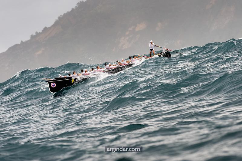 Sailakpena kontxa 2012-¿traineras o surf?