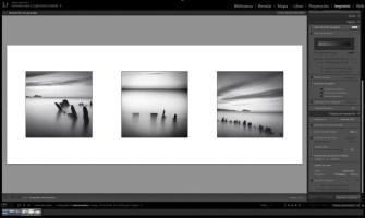 Crear tríptico rápidamente con Lightroom + preset descarga