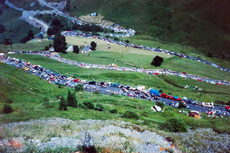 Tour de france 1990 - Luz Ardiden