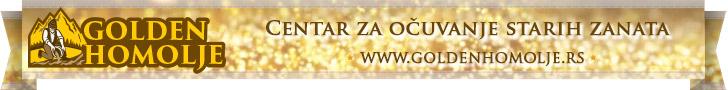 """""""Golden Homolje"""" – centar za ispiranje zlata tradicionalnim metodama"""