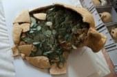 Slučajno otkriveno milionsko blago: Pronađeno 600 kilograma novca iz 4. veka