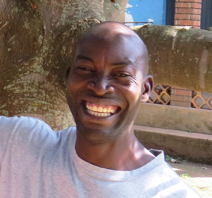 Emmanuel Ssempiira 2012