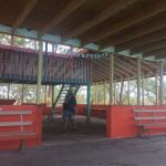 and beach-side pavilion for hosting community events.
