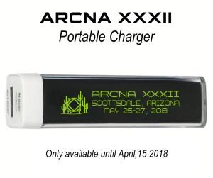 ARCNA32 Portable charger