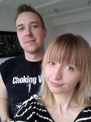 Miriam y Andrejs Bellard, los creadores de este controversial juego.
