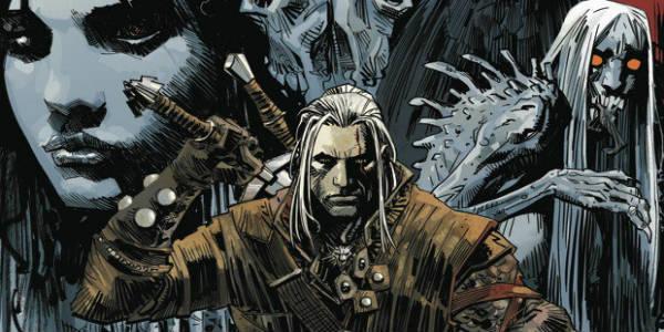 Comic de The Witcher saldrá en marzo 2014