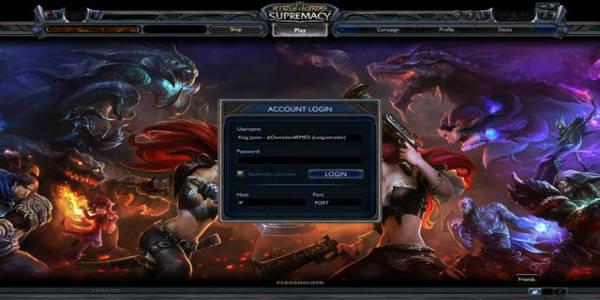 [Rumor] Filtran League of Legends: Supremacy posible juego nuevo de Riot