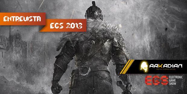 EGS 2013 | Entrevista con Denny Chiu de Dark Souls II