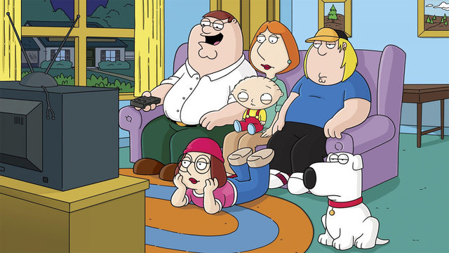 Family Guy llegará a dispositivos Moviles