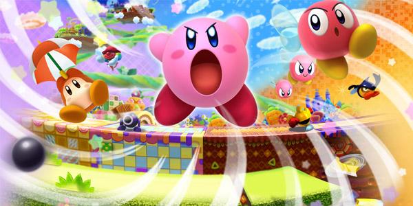 Nuevo tráiler para Kirby Triple Deluxe