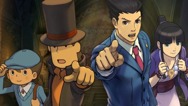 Revelada la fecha de estreno de Professor Layton vs Phoenix Wright: Ace Attorney