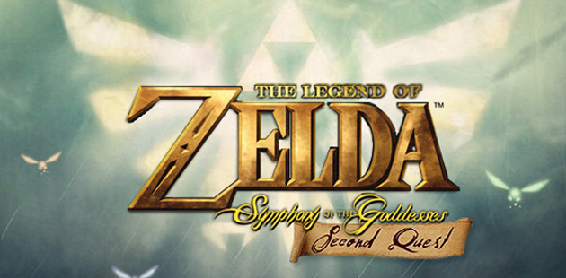 Cobertura: The Legend of Zelda: Symphony of the Goddesses, Second Quest