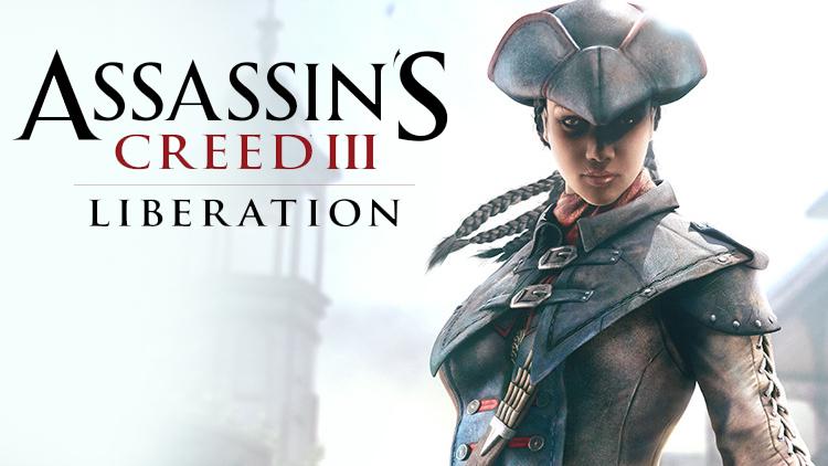 Así lucirá Assassin's Creed III Liberation en las consolas caseras