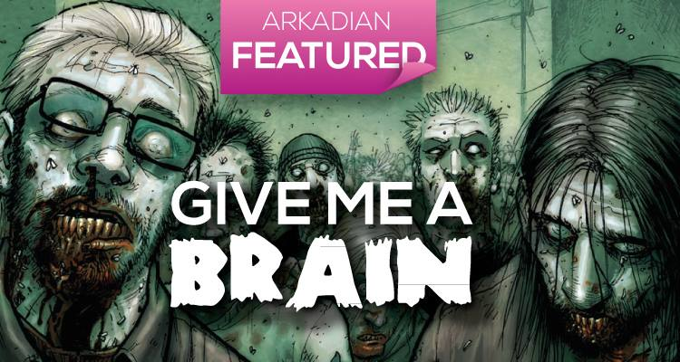 Give me a brain | Especial