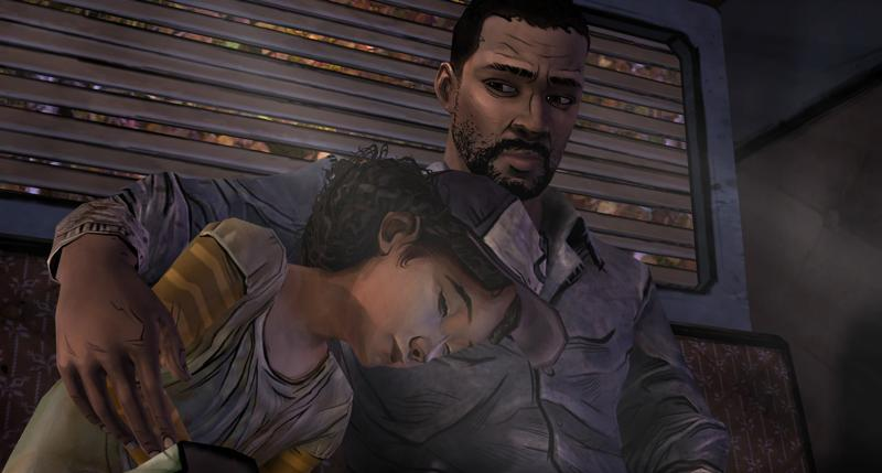 Lee y Clementine podrían aparecer en la serie The Walking Dead