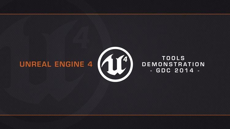 Unreal Engine 4 y sus herramientas en la GDC 2014