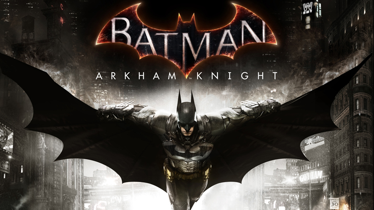 "Épico trailer de ""Batman: Arkham Knight"""