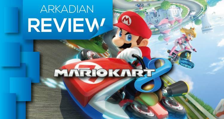 Review | Mario Kart 8