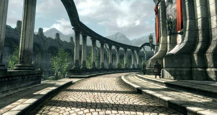 Skyblivion, así luce Oblivion recreado con el motor gráfico de Skyrim