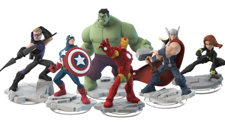 Nuevo tráiler con gameplay para Disney Infinity: Marvel Super Heroes