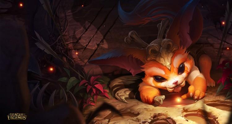 Más detalles de Gnar, el nuevo campeón de League of Legends