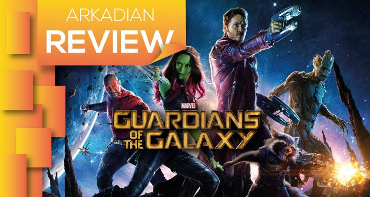 Review | Guardians of the Galaxy