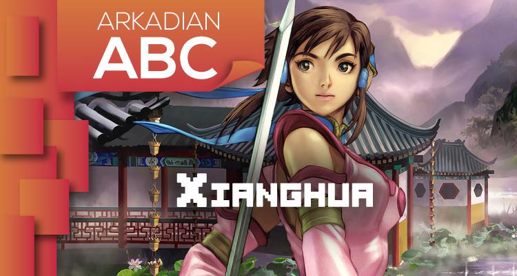 "Arkadian ABC   ""X"" de Xianghua"