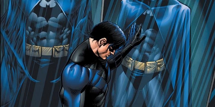 "TNT prepara serie ""Titans"" con Nightwing como líder."