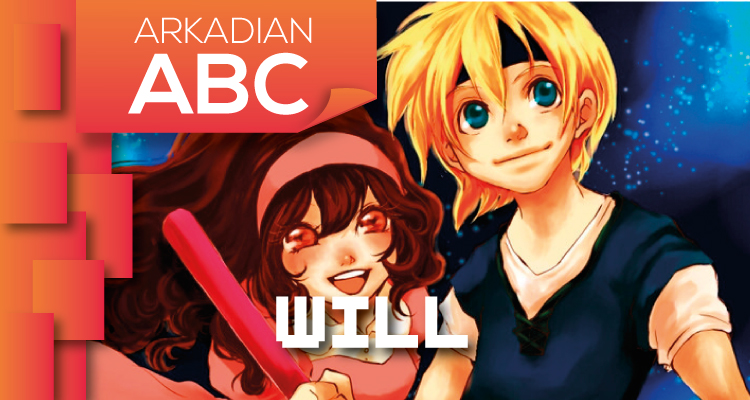 Arkadian ABC | W de Will