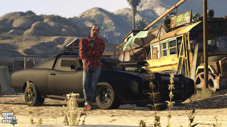 Revelan nueva fecha de lanzamiento y requerimientos de sistema para Grand Theft Auto V en PC