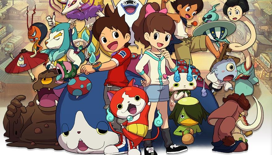 Yo-Kai Watch Sensation llegará al Nintendo 3DS
