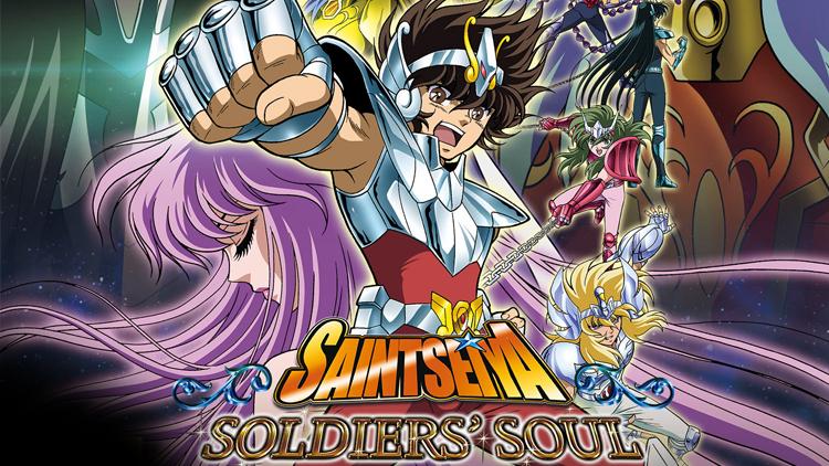 Saint Seiya: Soldiers' Soul ya tiene fecha en PC