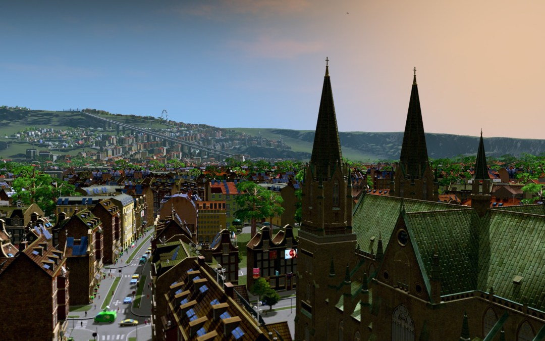 Cities: Skylines Parche 1.1.0