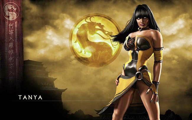 Tanya llegará a Mortal Kombat X en Junio