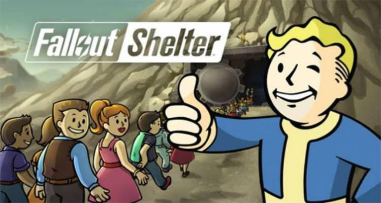 [E3 2015] Bethesda incursiona en los moviles con Fallout Shelter