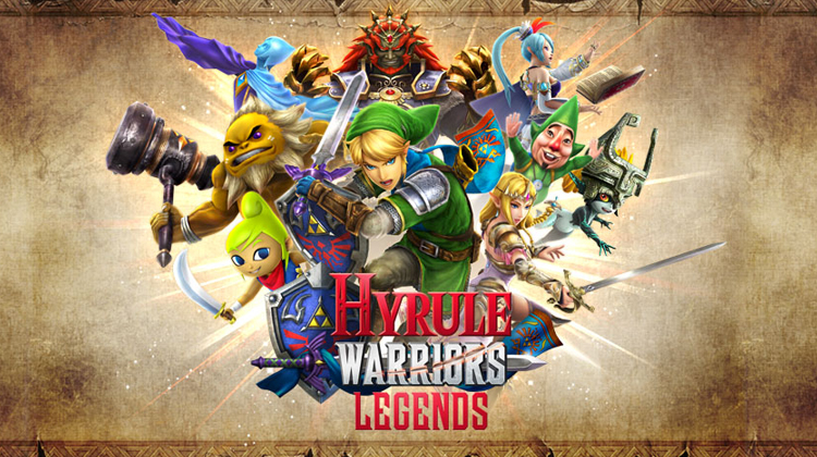 E3 2015 | Se hizo oficial, llega Hyrule Warriors Legends