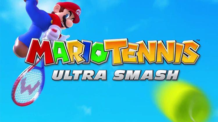 E3 2015 | El deporte blanco se hace presente con Mario Tennis: Ultra Smash