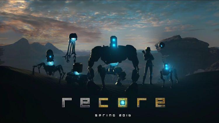 E3 2015 | Conoce ReCore, título que llegará de manera exclusiva al Xbox One