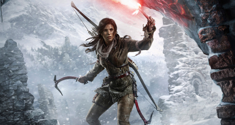 E3 2015 | Se presenta un primer vistazo al gameplay de Rise of the Tomb Raider