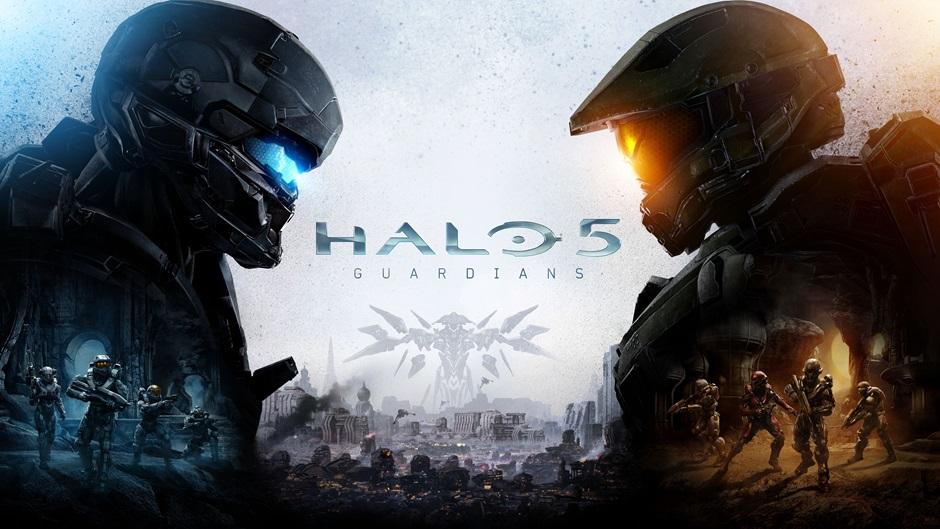 Halo 5: Soundtrack e imagenes del modo Warzone filtrados