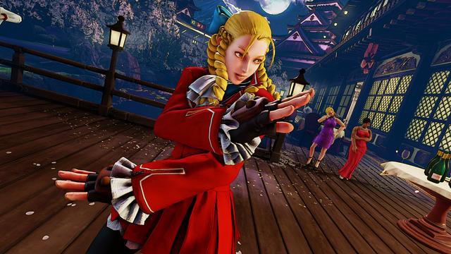 Karin Kanzuki se agrega al roster de Street Fighter V